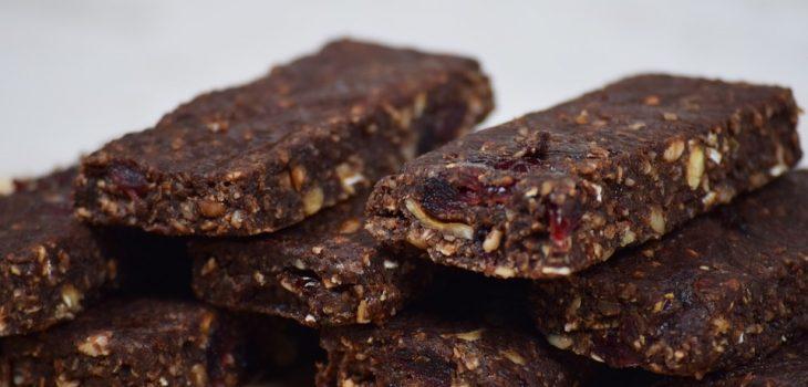 Chocolade met kokos bar