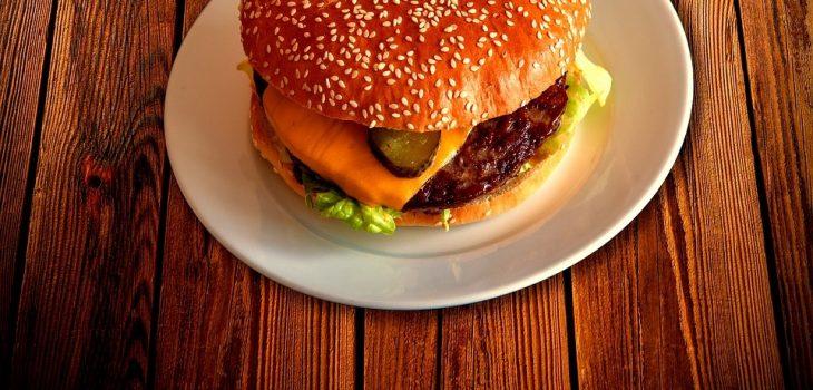 Italian Style rundvleesburger