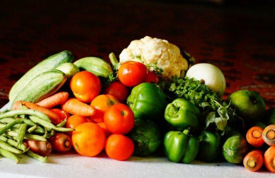 Vegetarisch keto dieet
